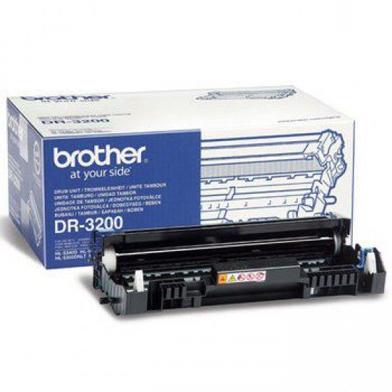 Brother DCP-8085dn Tambor Original Negro Brother DR3200 DR 3200