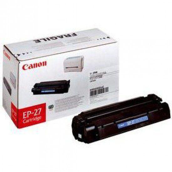 Canon Laserbase Mf 5650 Toner Original Negro Canon Ep 27 8489a002aa