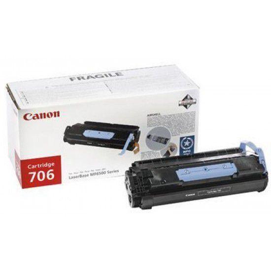 Canon Mf 6580 Toner Original Negro Canon 706 0264b002aa