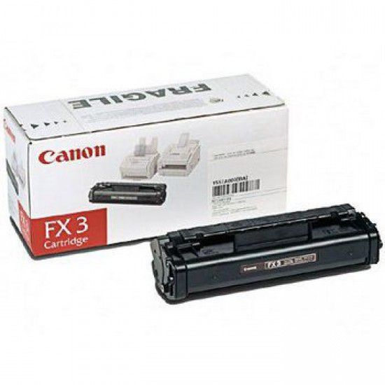 Canon Multipass L60 Toner Original Negro Canon Fx3 1557a002ba