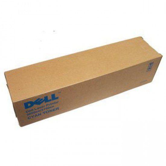 Dell 3100cn Toner Original Cyan Dell T6412 Toner 593 10064
