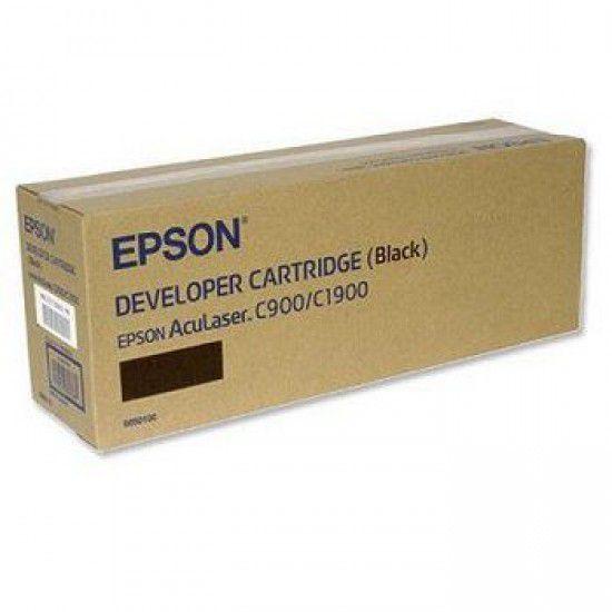 Epson Aculaser C1900 Toner Original Negro Cartucho C900