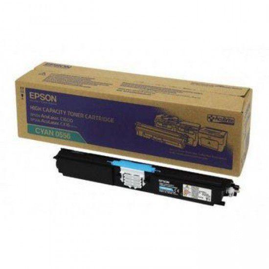 Epson Aculaser CX16nf Toner Original Cyan Epson S050556