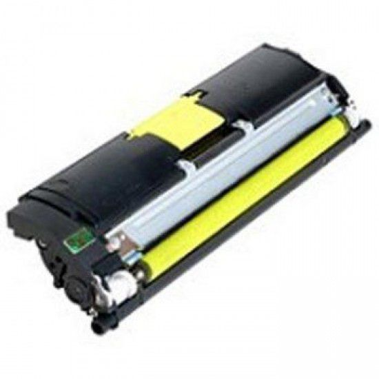 Konica Minolta Magicolor 2400W Toner Reciclado Amarillo Konica Minolta 1710589-005 1710589005