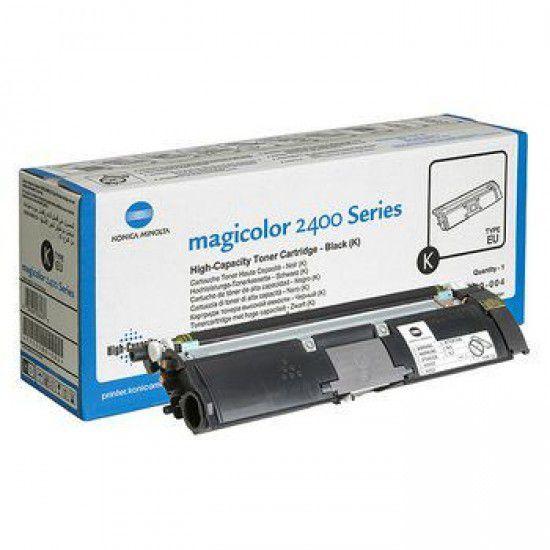 Konica Minolta Magicolor 2400w Toner Original Negro 1710589 004