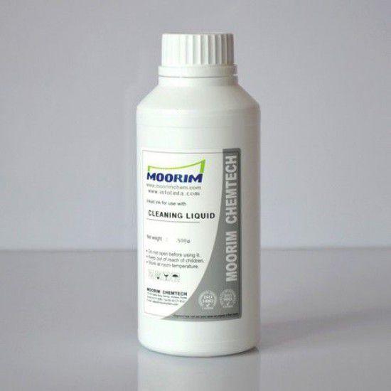 Líquido Limpiador 1/2 Litro Cabezal Piezo para Mutoh PJ-2216 NX Toucan