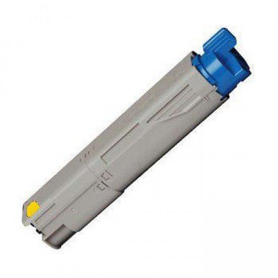Oki C3600 Toner Reciclado Amarillo Oki 43459329 43459329