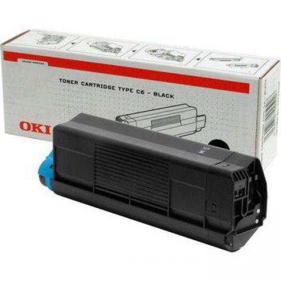 Oki C5100 Toner Original Oki Negro 42127408