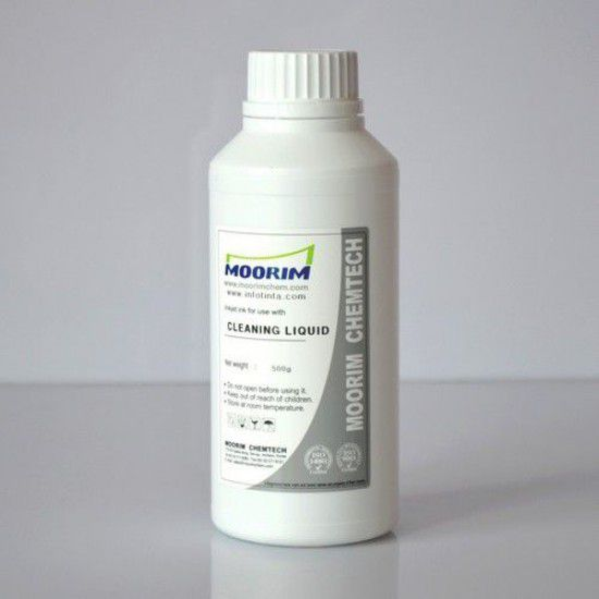 Plotter Epson Pigmentada Base Agua Solucion Limpiadora 500ml