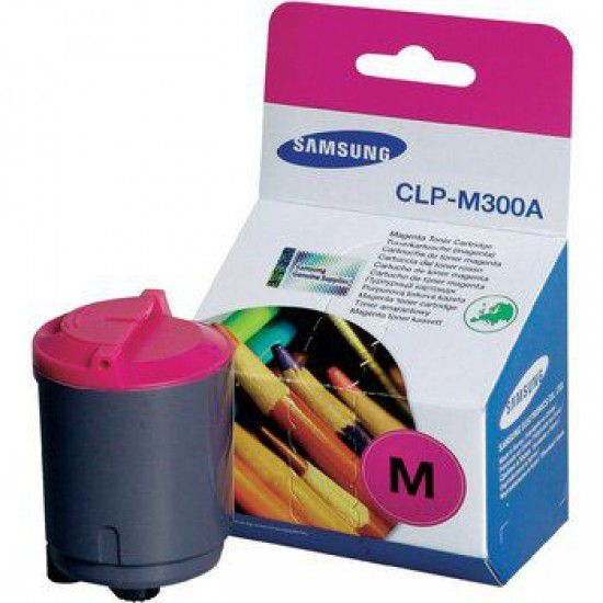 Samsung CLP 300 Toner Original Samsung CLPm300a Magenta