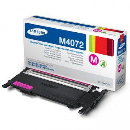 Samsung CLP 325 Toner Original Samsung Clt M4072s Magenta