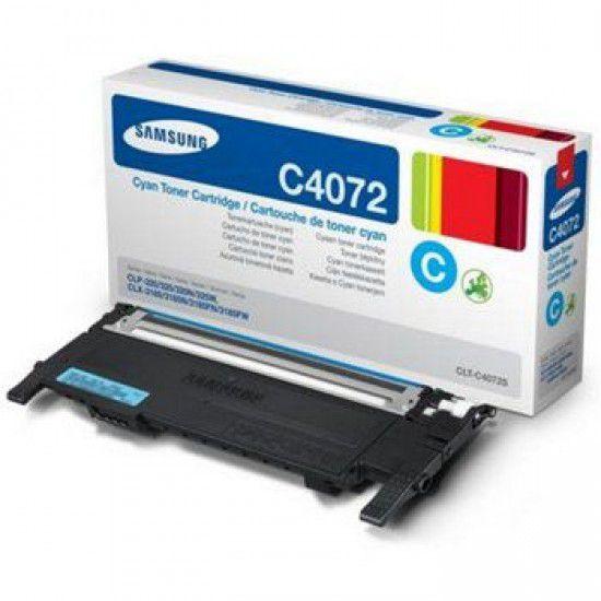 Samsung CLX-3185fw Toner Original Samsung Clt C4072s Cyan