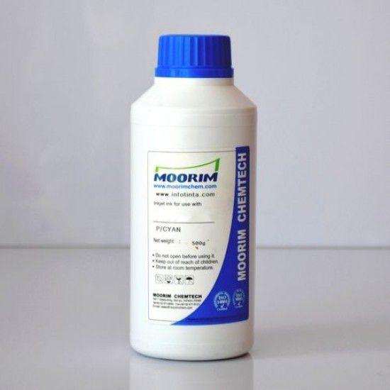 Tinta de Recarga Eco-solvente para Plotter Mimaki JV3-130S Cyan 1/2 Litro