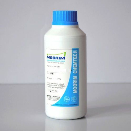 Compatible Mimaki JV2-180 Light Cyan 1/2 Litro Tinta para Recarga Pigmentada Base Agua