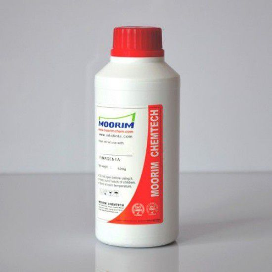 Tinta de Recarga Piezo base agua para Plotter Mimaki JV2-90 Light Magenta 1/2 Litro