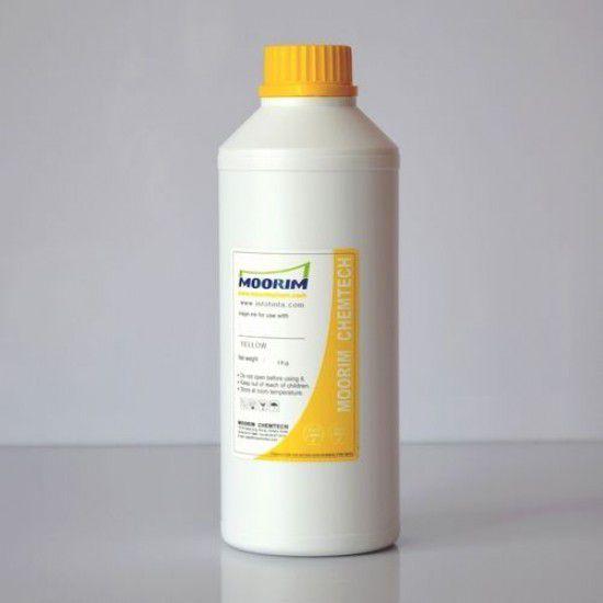 Tinta para Plotter Epson Pigmentada Base Agua Amarillo 1000ml