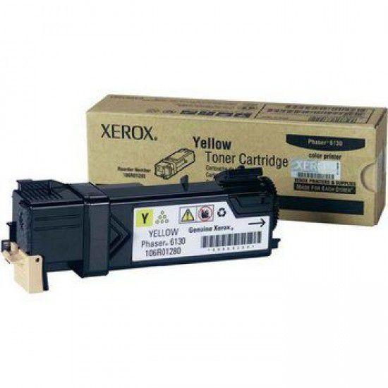 Xerox Phaser 6130 Toner Original Amarillo Xerox 106r01280