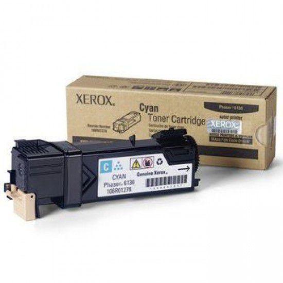 Xerox Phaser 6130n Toner Original Cyan Xerox 106r01278