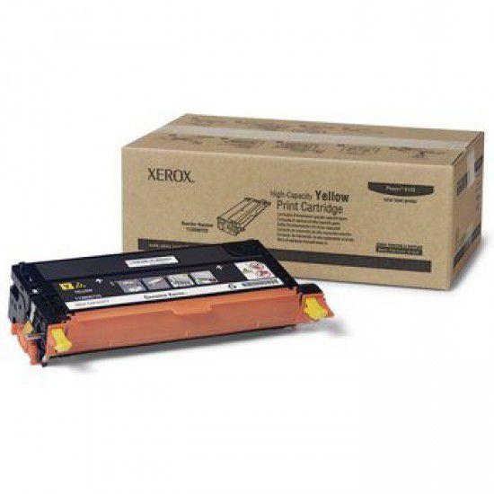 Xerox Phaser 6180mfp Toner Original Amarillo Xerox 113r00725