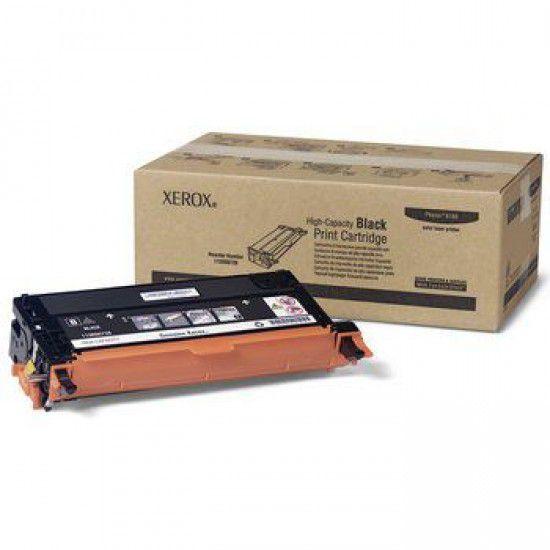 Xerox Phaser 6180mfp Toner Original Negro Xerox 113r00726