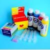 Cartuchos Rellenables para Epson Office B1100 Autoreseteables Kit con Tintas
