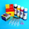 Cartuchos Rellenables para Epson SX218 Autoreseteables Kit con Tintas