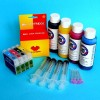 Cartuchos Rellenables para Epson WF-7525 Autoreseteables Kit con Tintas