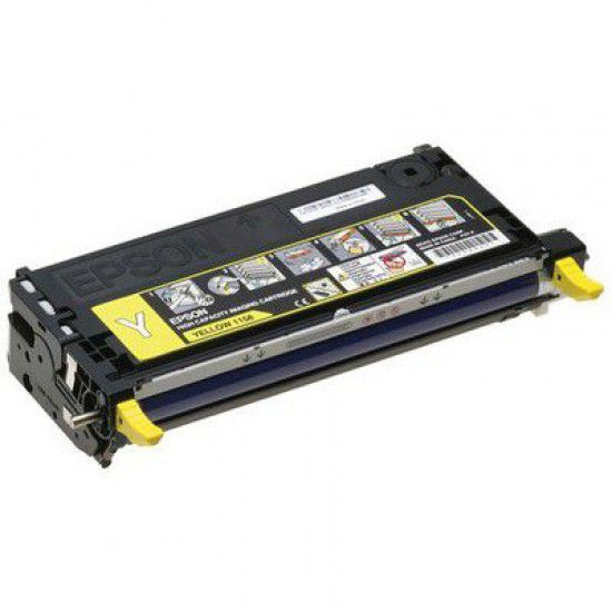 Epson Aculaser C2800 Toner Original Amarillo Epson S051158