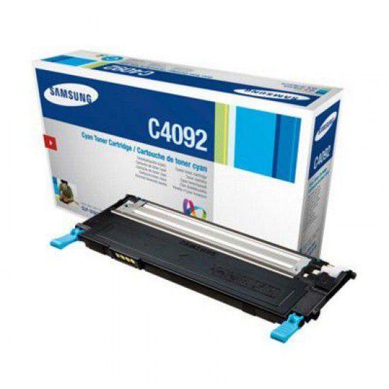 Samsung CLP 310 Toner Original Cyan Samsung Clt C4092s