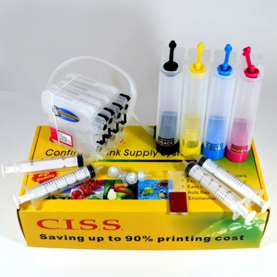 CISS para Brother DCP-145C