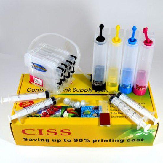 CISS para Brother DCP-197C