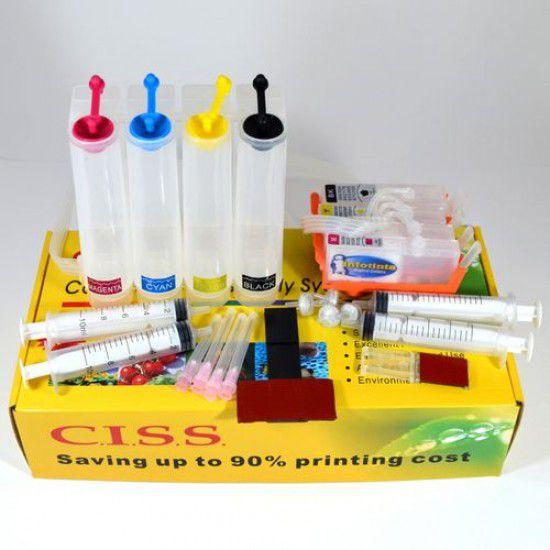 CISS para Hp Photosmart B109c AiO