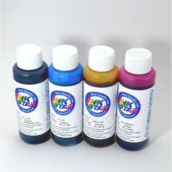 Ricoh Aficio Gxe5550N Tinta para Recarga Pack 4 x 100ml