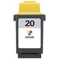 Cartucho de Tinta Compatible para Lexmark F4270 Tricolor sustituye Cartucho 20-15M0120